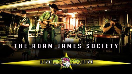 The Adam James Society   Live at Wing Shack Orlando