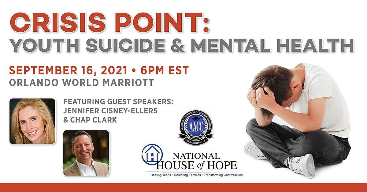 Crisis Point:  Youth Suicide and Mental Health