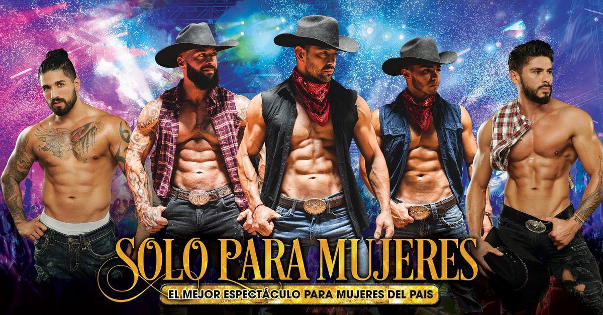 Solo Para Mujeres at El Corona Event Center (San Antonio, TX) 9\/15\/21