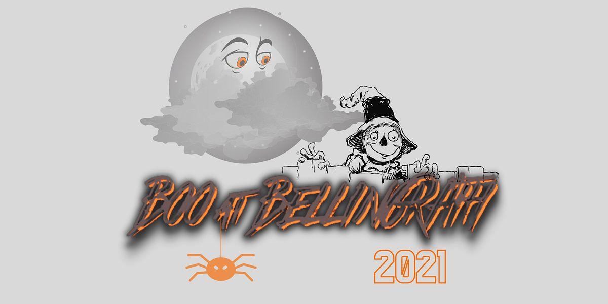 Boo at Bellingrath Vendor Registration