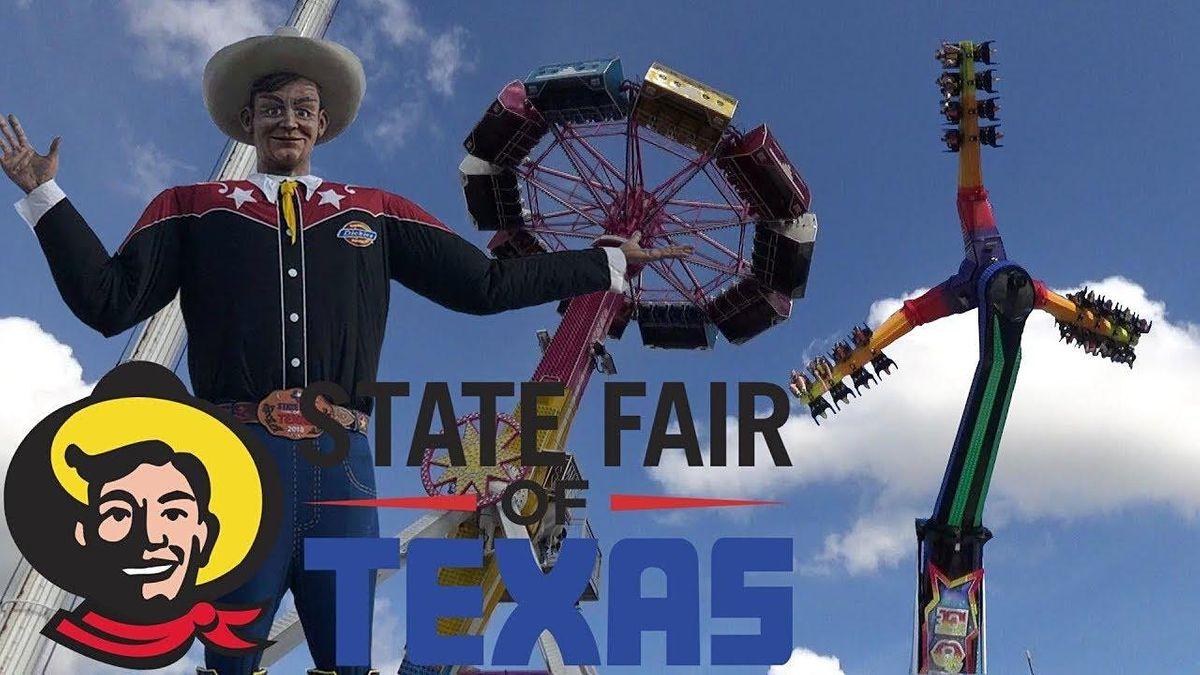 Del Webb Trinity Falls State Fair Day