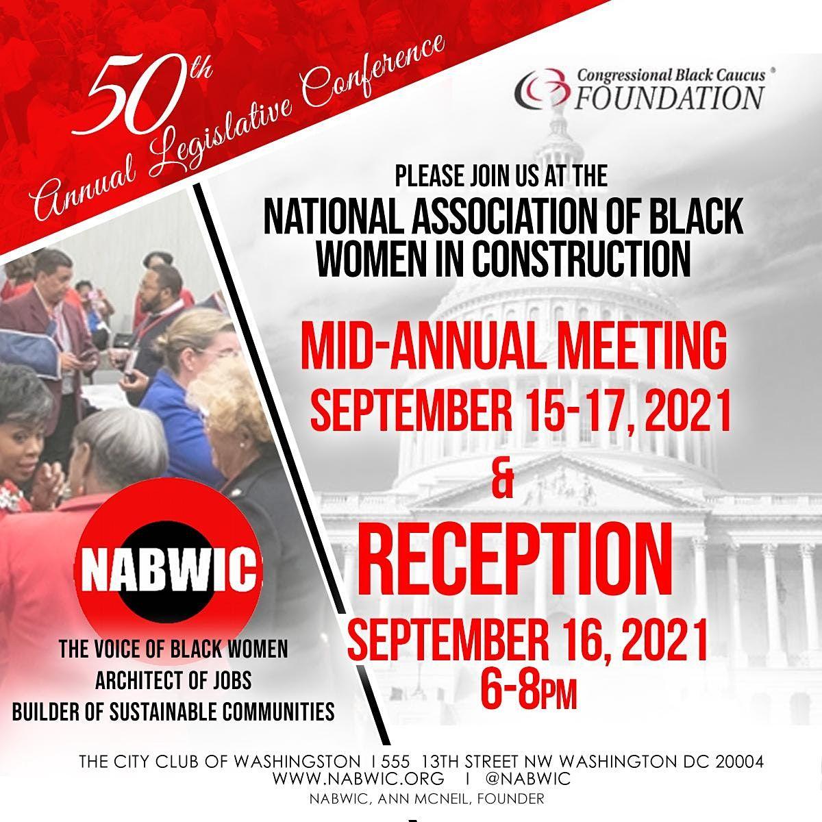 NABWIC 2021 Mid-Year Meeting