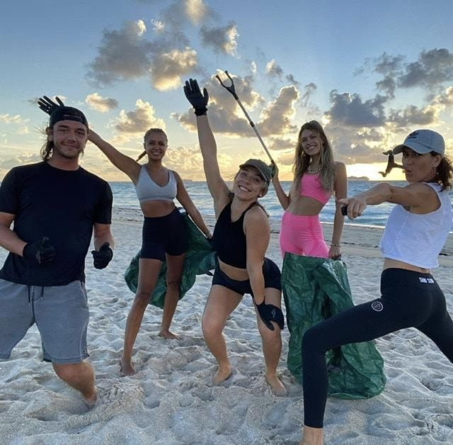 Monthly Cleanse - Beach Cleanup