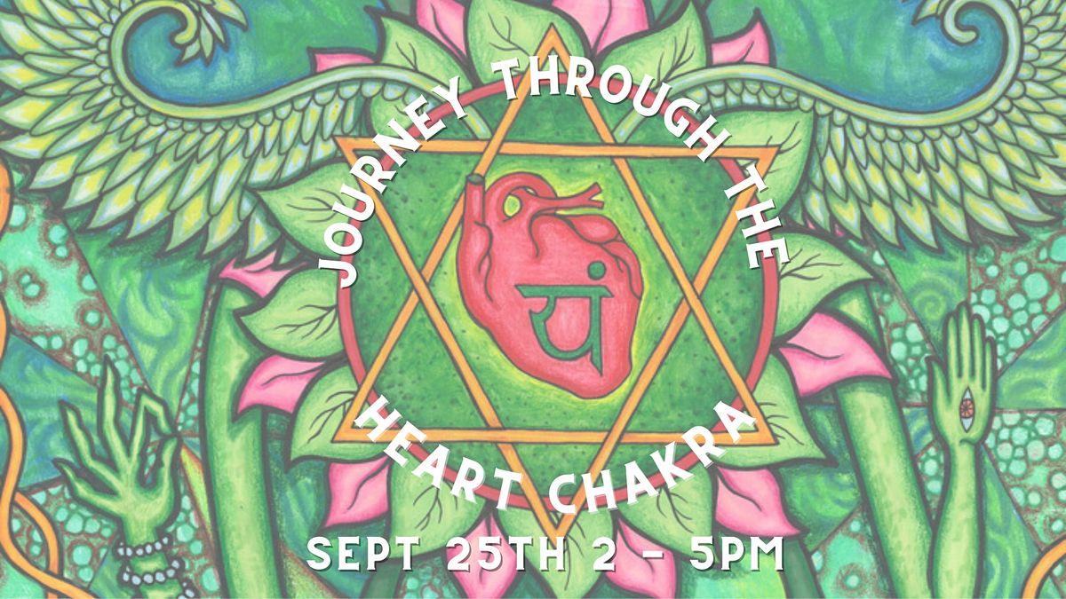 Journey Through The Heart Chakra Workshop
