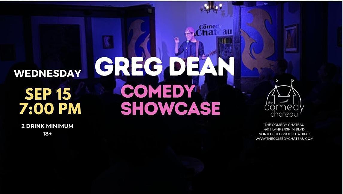 Greg Dean Comedy Showcase