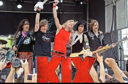Legacy with KIX at Gas Monkey Bar and Grill
