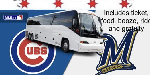 Bus Trip to Milwaukee ( Cubs vs Brewers)