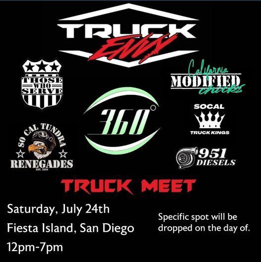 Truck Envy Meet