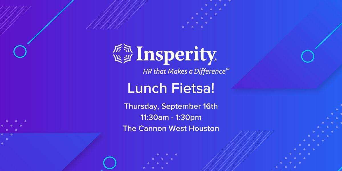 Lunch Fiesta with Insperity