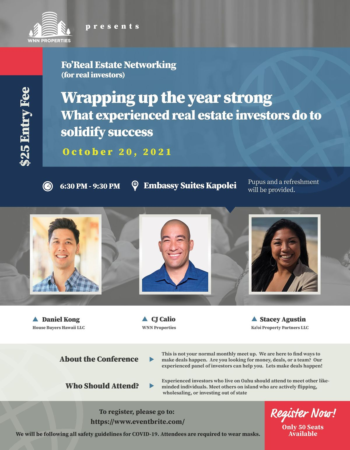 Fo Real Estate Meetup