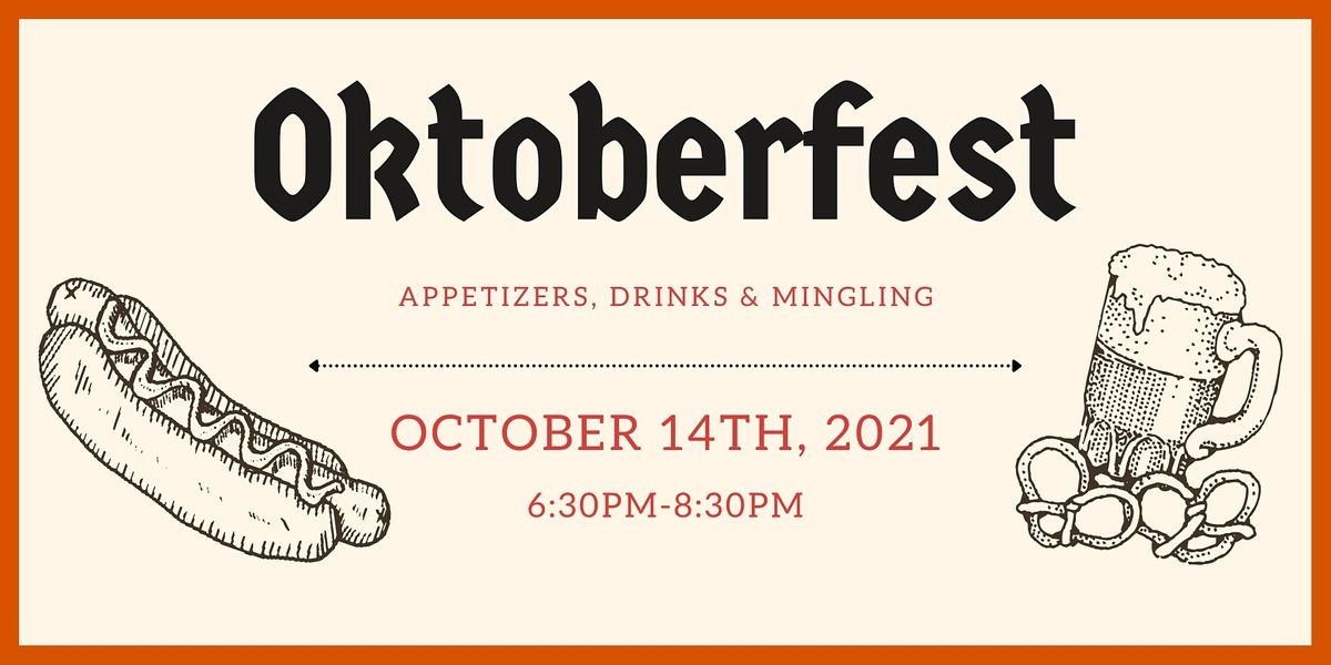 Kicking off Q4 with Oktoberfest Mixer