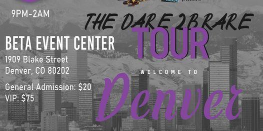RARE ROYALTY MAGAZINE DARE 2B RARE TOUR