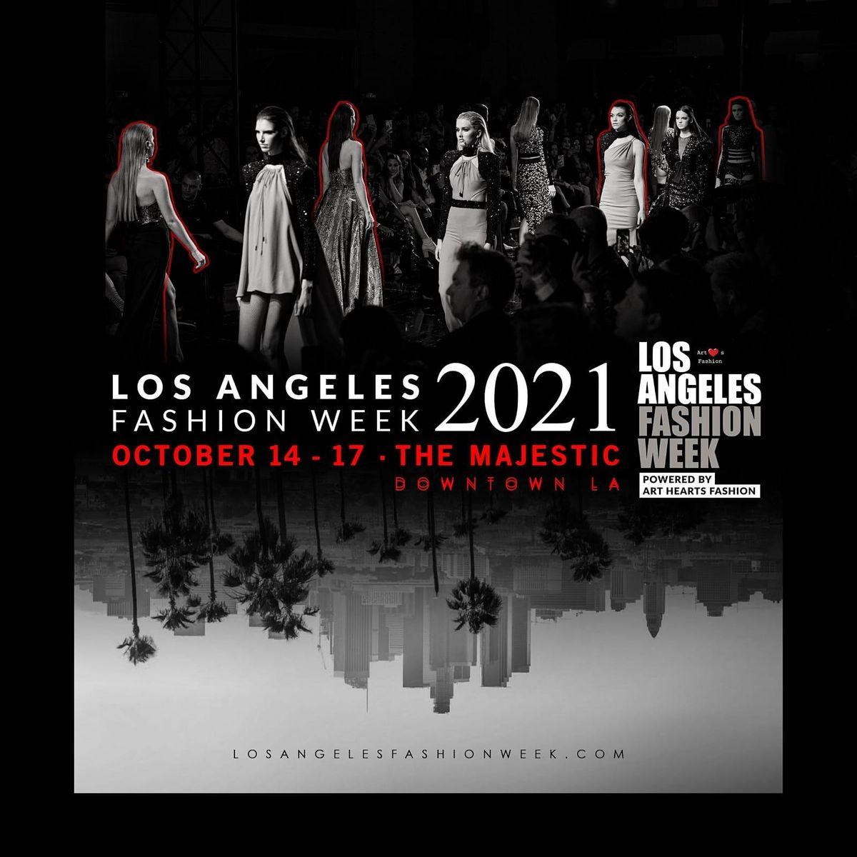 Los Angeles Fashion Week October 2021