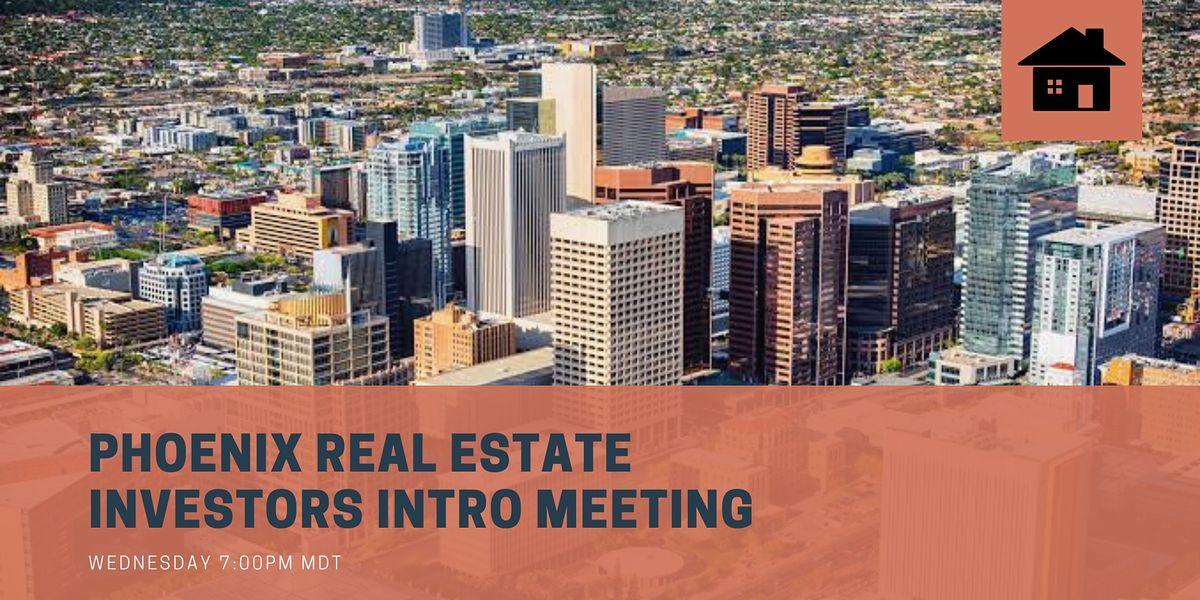Phoenix Real Estate Investors | Introduction Meeting