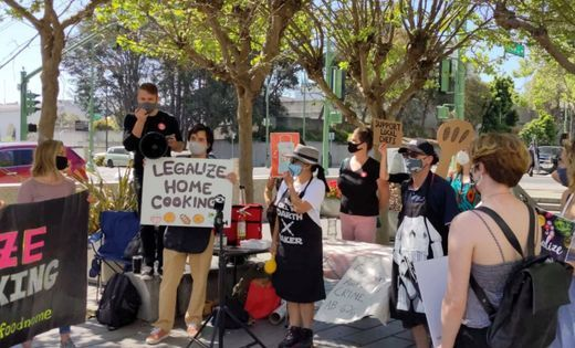 San Diego MEHKO Advocacy Launch - Board of Supervisors Hearing