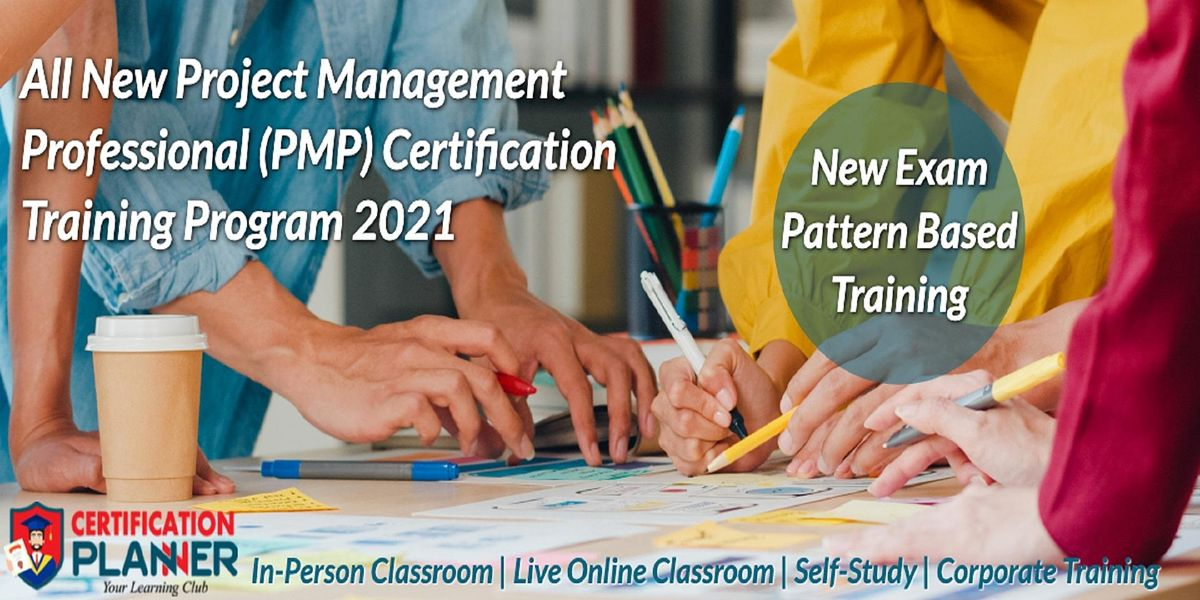 New Exam Pattern PMP Training in Jacksonville