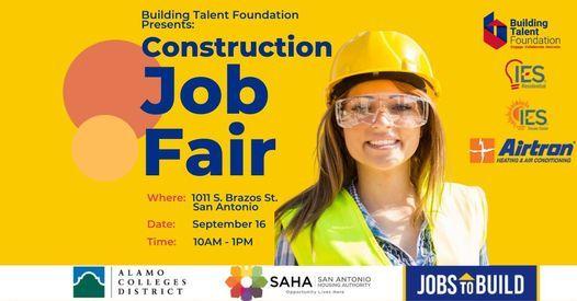 Building Talent Foundation Job Fair