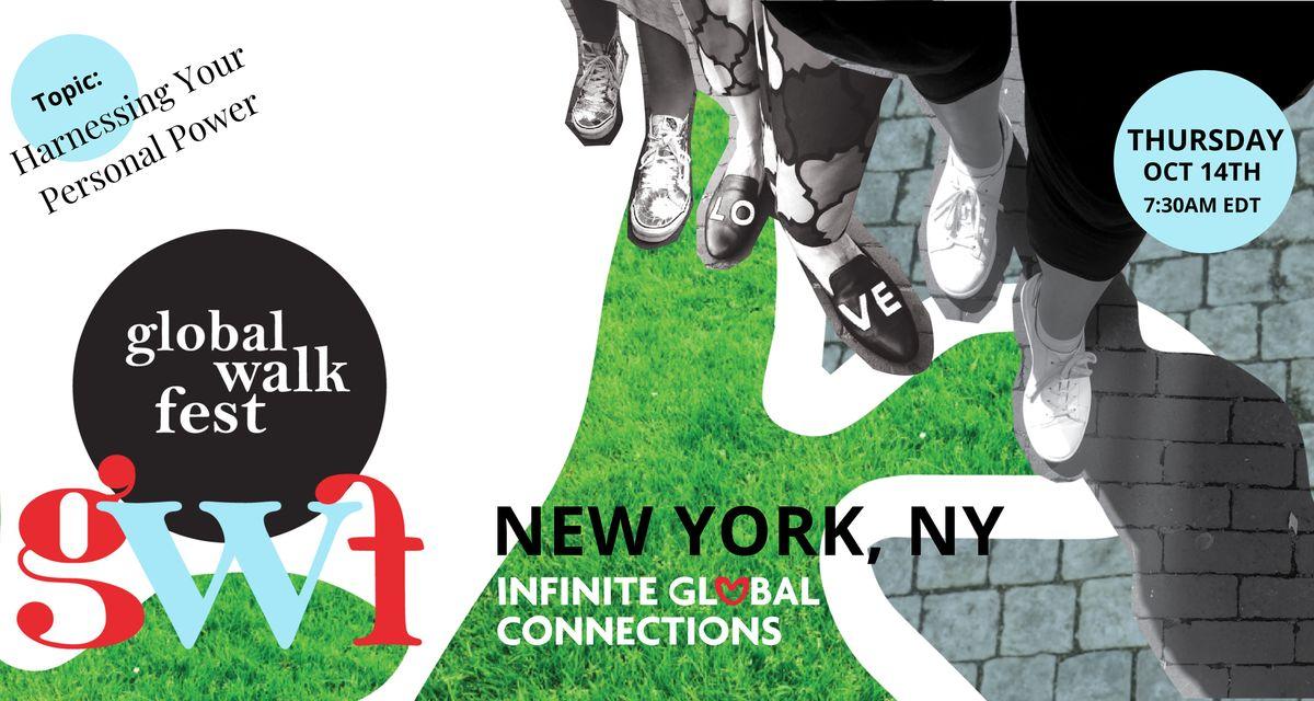 Global Walk Fest \u2014 New York, NY