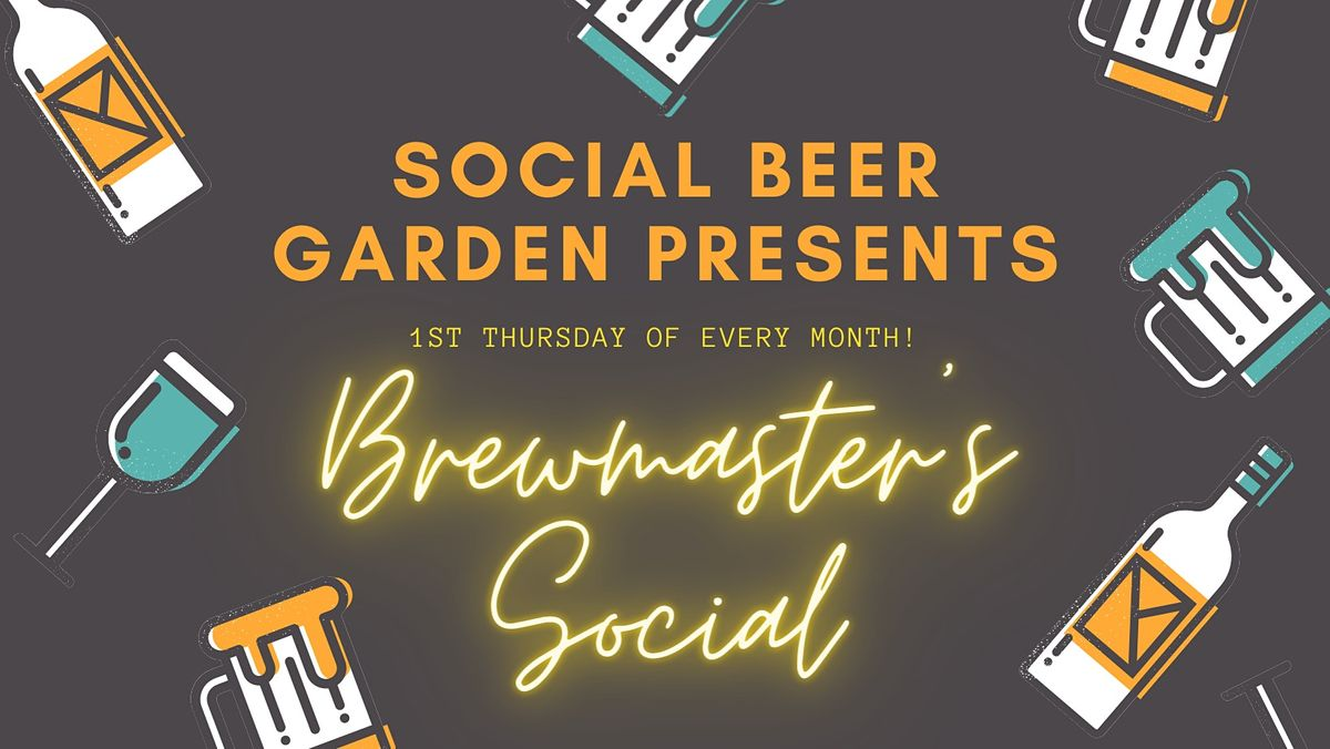Brew Master's Social w\/ B52 Brewing Co.