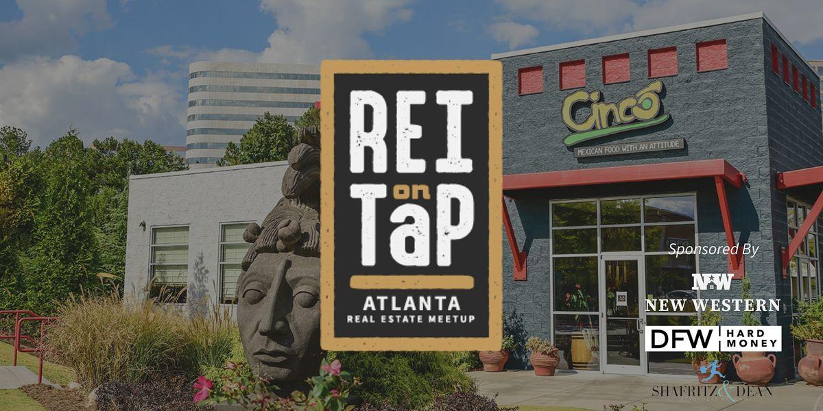 REI on Tap   Atlanta