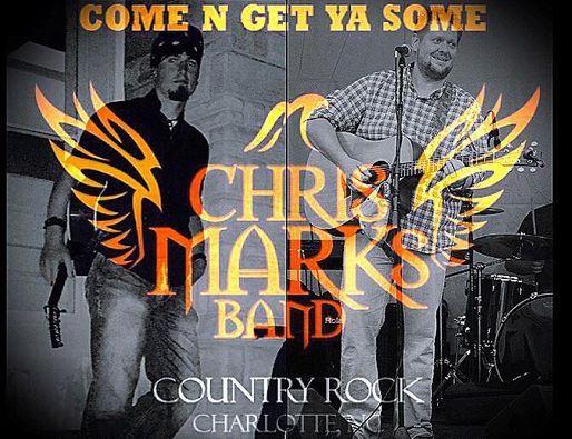 Chris Marks Acoustic @ Mac's Speed Shop - Steel Creek