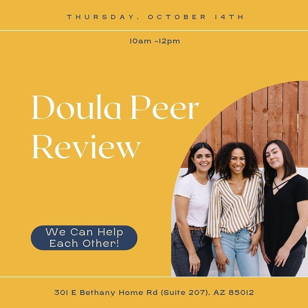 AZ DOULA PEER REVIEW