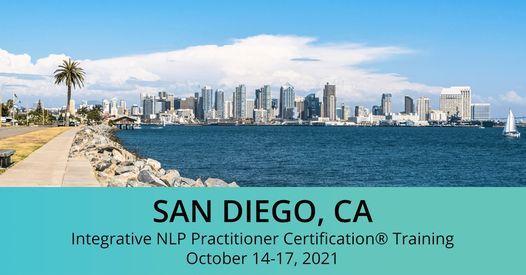 Integrative NLP Practitioner Certification\u00ae Training - San Diego, CA