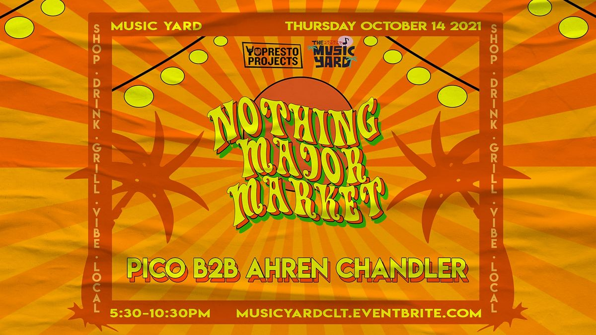 Nothing Major Market - 10th Edition