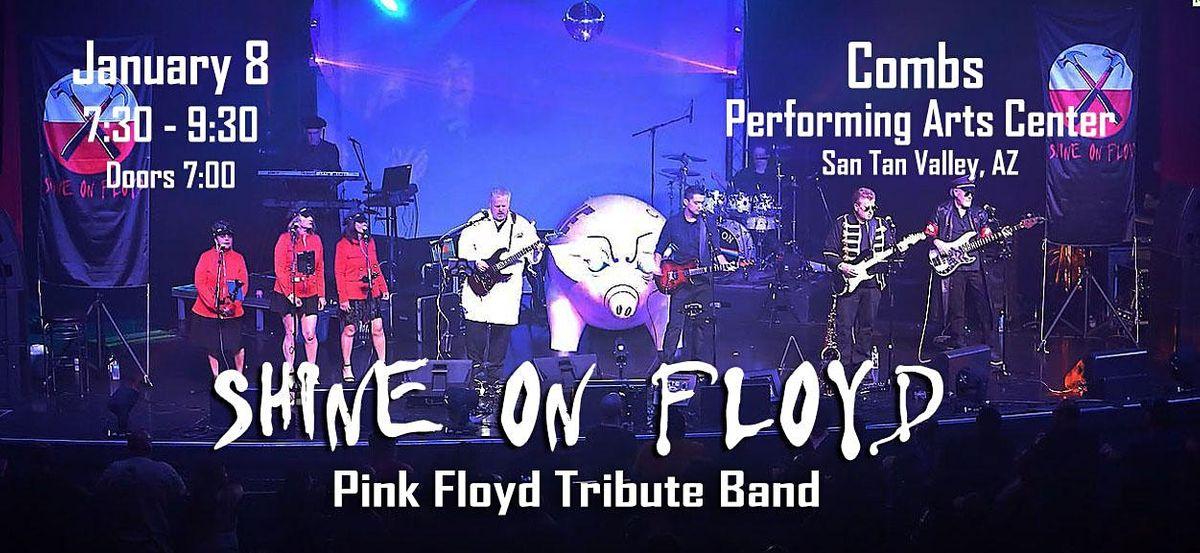 Shine On Floyd - Pink Floyd Tribute Band