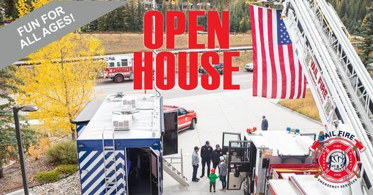 Vail Fire & Emergency Services Open House