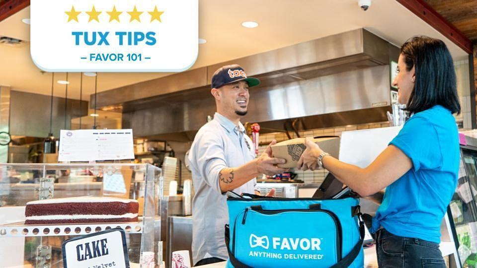 Tux Tips: Favor 101 (Austin)