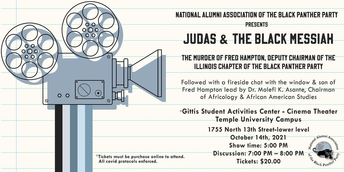 The NAABPP Presents an Evening With The Family of Fred Hampton