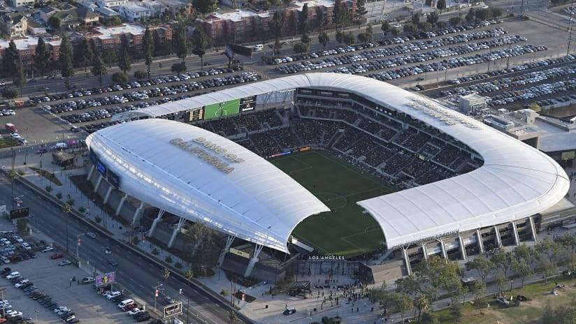 Tour: Banc of California Stadium