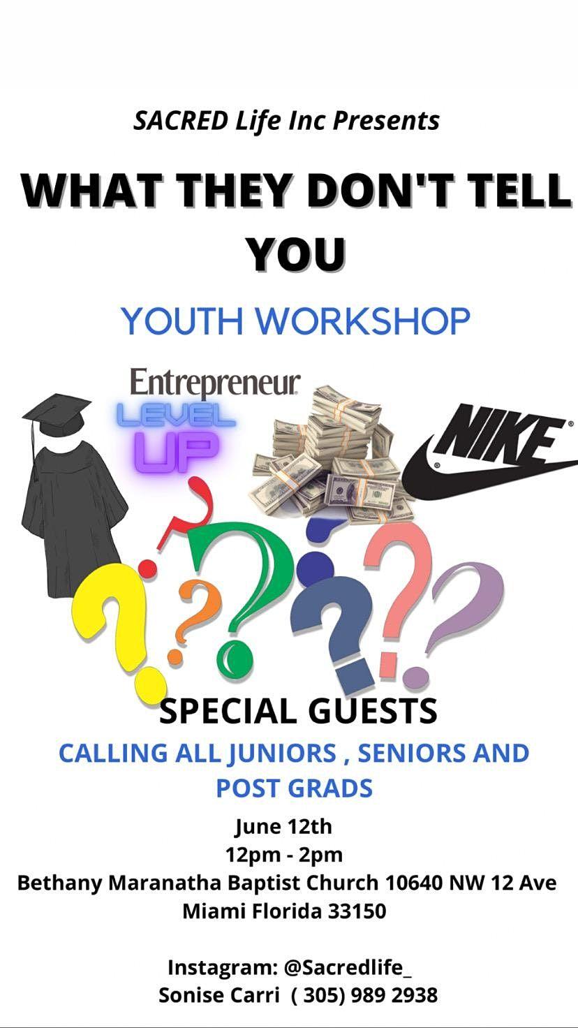 Youth Workshop 2021