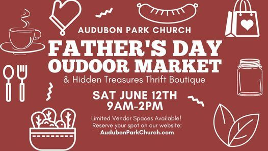 Father's Day Outdoor Market