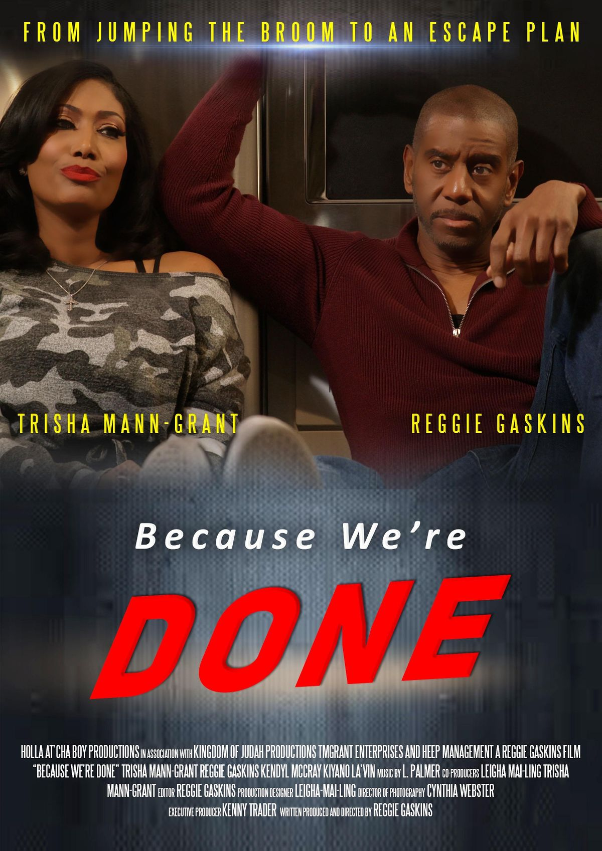 Because We're Done Screening