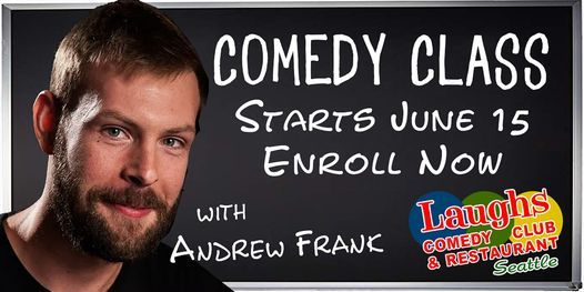 Standup Comedy Class with Andrew Frank