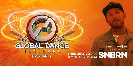 Global Pre-Party: SNBRN at Temple Denver