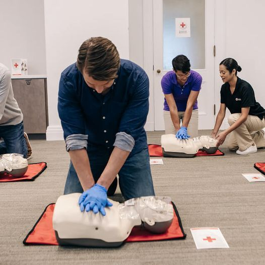 CPR\/AED\/First Aid Training