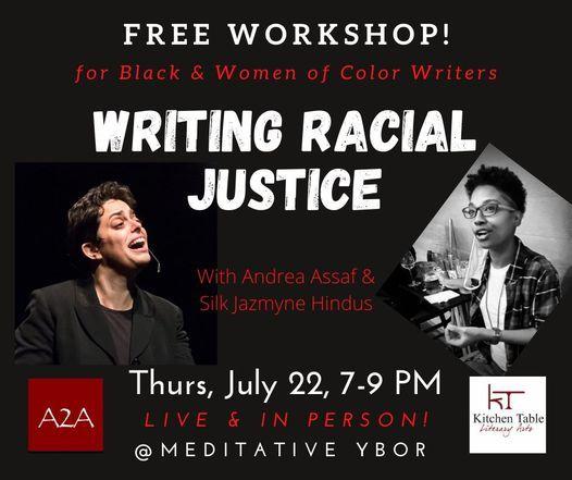 Writing Racial Justice
