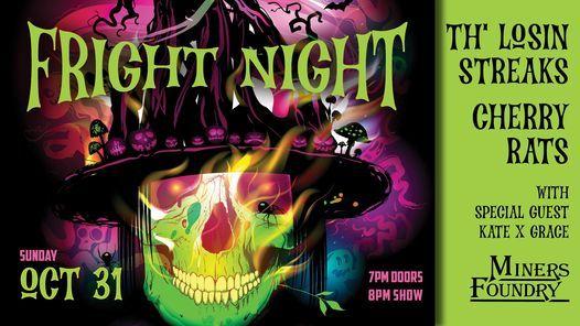 Fright Night 2021