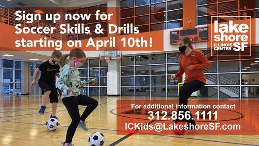 Spring Soccer Skills & Drills