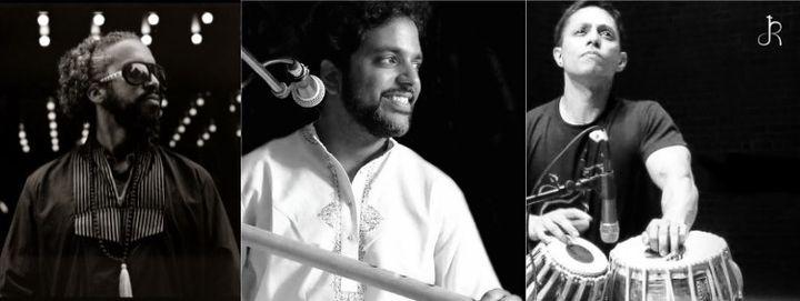 District of Raga Presents DJ 2-Tone Jones   Jay Gandhi & Monir Hossain