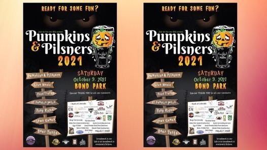 Pumpkins & Pilsners