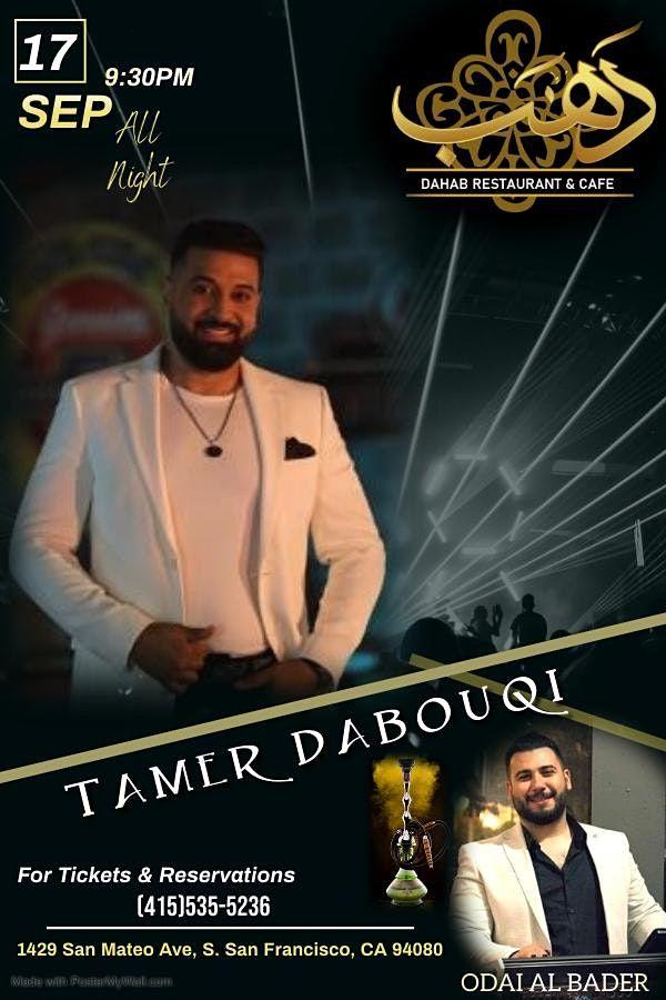 TAMER DABOUQI AT DAHAB RESTAURANT & CAFE