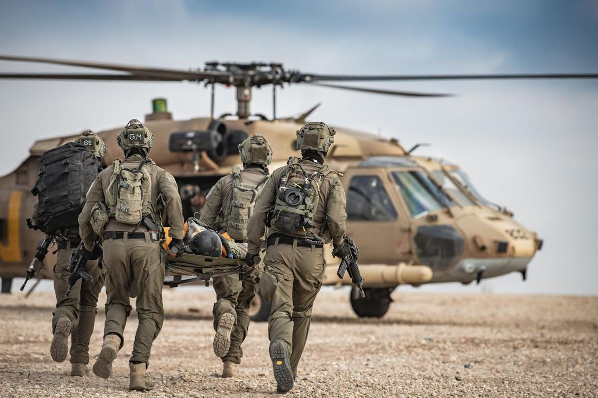 Meet the Heroes of Unit 669 - Israel's Elite Search & Rescue Unit