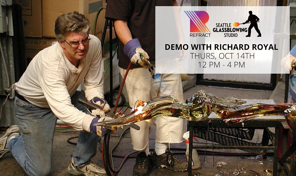 Live Demonstration with Richard Royal