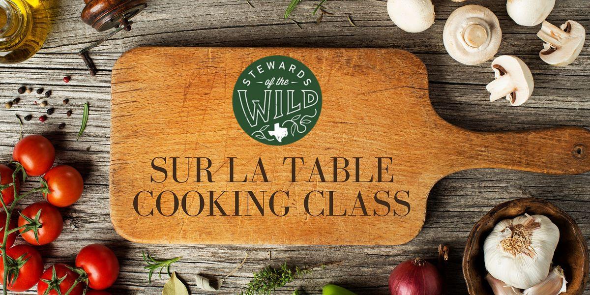 Cooking Class at Sur La Table