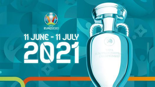 Watch the UEFA Euro Cup 2021 at The Pony