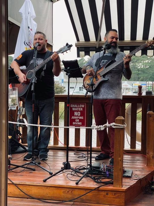 LIVE @ Salted Rim (DUO)